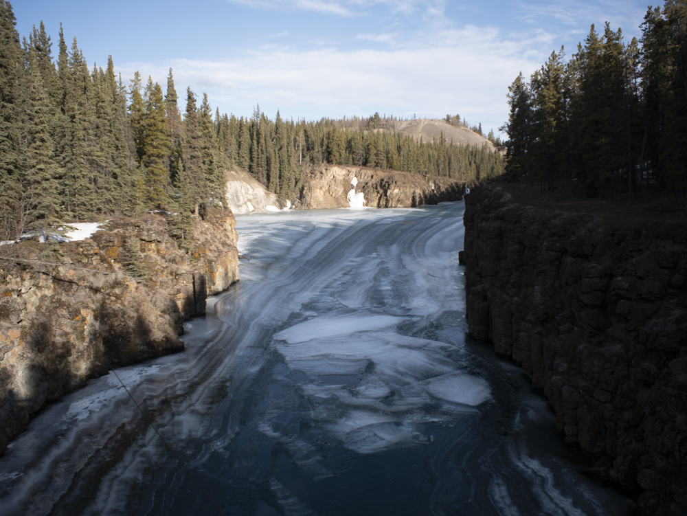 Miles Canyon, Yukon River
